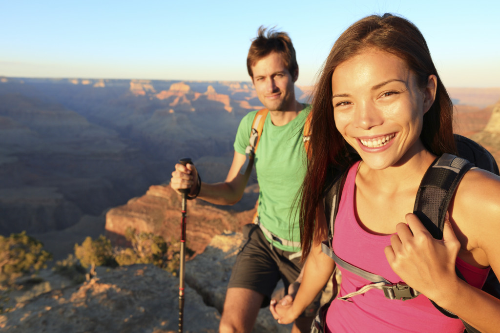 Hike Grand Canyon 1024x682 Awesome Outdoor Adventures In Arizona