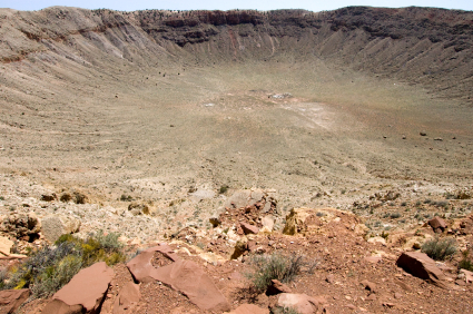 Meteor Crater Flagstaff Awesome Outdoor Adventures In Arizona